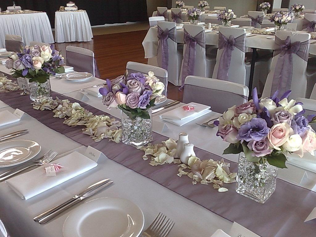 Украшение для свадебного стола своими руками фото 29